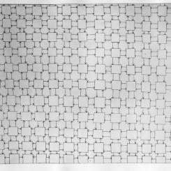 "Stephen Willats, ""Homeostat"", drawing, 1968"