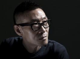 Portrait of artist Wang Jianwei in his studio, Beijing, 2013 Photo: Xiao Mi Courtesy the artist