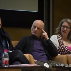 2014 CCAA Jury members: Jia Fangzhou, Uli Sigg, Ruth Noack2014CCAA中国当代艺术奖艺术家奖评委贾方舟、Uli Sigg、Ruth Noack