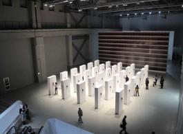 "Shanghai Biennale 上海双年展:Liu Ding, ""1999"", 2014上海双年展:刘鼎,《1999》,2014"