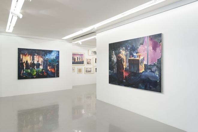 Exhibition View展览现场