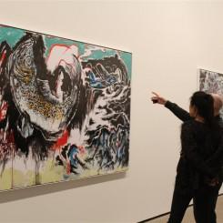 """Sun Xun: The Time Vivarium"", exhibition opening at Sean Kelly Gallery, New York""孙逊:时间植物园"" 在纽约肖恩·凯利画廊开幕"