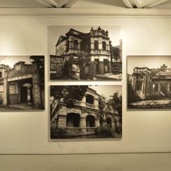 "Yao Jui-chung, ""Roaming around the RuinsⅡ‐Far off Home, 2005"