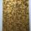 """Zhang Ding, """"Sound Absorber–2"""", mineral wool, aluminum plate, paint, 295 x 242 x 8 cm, 2014 (ShanghART)"""