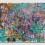 """""""All About < >-No.5"""" , acrylic on canvas (linen), 162 x 208 cm, 2014《关于《》的一切—No.5 》,布面丙烯,162 x 208厘米,2014"""