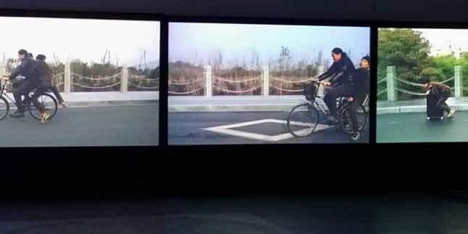 """Li Ming, """"Movements""""李明,《运动》"""