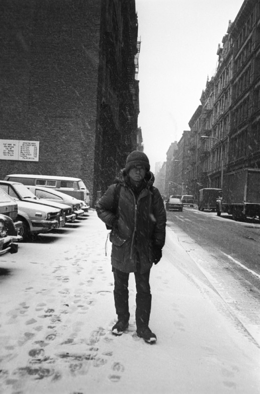 """Tehching Hsieh, """"One Year Performance 1981-1982,"""" life image © Tehching Hsieh謝德慶,《一年行為表演1981-1982》 © 謝德慶"""