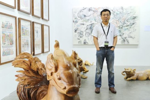 Art Stage Singapore 2014, China Platform Curator Huang Du