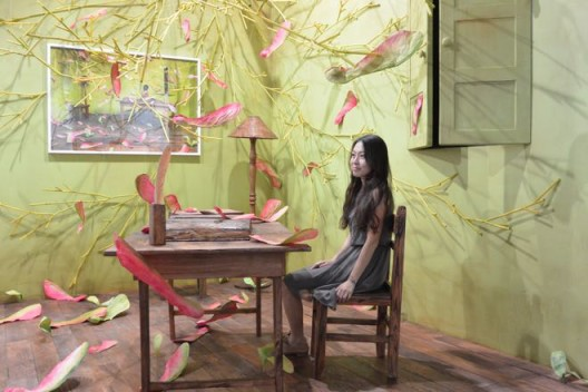 Lee Jee-young at Opiom Gallery