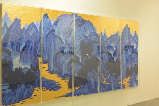 Yao Jui-Chung at Tina Keng Gallery & TKG+, Taipei