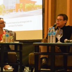 Budi Tek at Art Stage Singapore talks