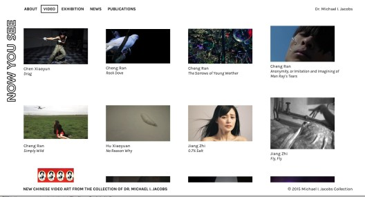 Now you see art site screenshots (3)
