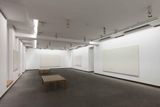 "Installation view Qui Shihua ""Calme"" 2015 (© Antonio Maniscalco, courtesy Galerie Karsten Greve Köln, Paris, St Moritz)"