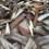 《人民》局部,旧钢管,空气,330件,尺寸从(高)6 x 35 x 8 cm到(高)10 x 60 x 35 cm不等,2014