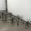 《无果之树》,铸铜,29件,尺寸从11 x 21 x 10 cm到45.5 x 92 x 56 cm不等,2014