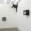 """Mr. Hungry"" exhibition view, Aike-Dellarco, Shanghai, 2014《饥饿先生》,展览现场,上海艾可画廊, 2014"