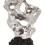 Lot / 拍品编号 41ZHAN WANG / 展望(Chinese, B. 1962)Taihu Lake Stone /《太湖石》stainless steel / 不锈钢 雕塑100 x 60 x 30 cm. (39 3/8 x 23 5/8 x 11 3/4 in.)edition 1/4 / 版数:1/4Executed in 2006 / 2006 年作HK$ 700,000- 1,000,000US$ 89,700- 128,200