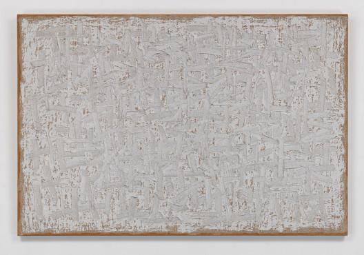 "Ha Chonghyun, ""Conjunction 03-33,"" oil on canvas, 120 x 180 cm, 2003. Courtesy of the artist and Blum & Poe."