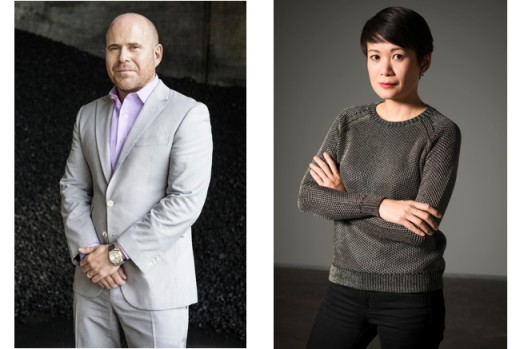 Marc Spiegler & Adeline Ooi马克·斯皮格勒和黄雅君