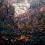 "(Detail) Zeng Fanzhi, ""From 1830 Till Now No.4"", oil on canvas, 297 x 370 cm, 2014 (©ZENG FANZHI STUDIO; courtesy ShanghART)(局部)曾梵志,《从1830年至今No.4》,布面油画,297 x 370 cm,2014 (©曾梵志工作室; 鸣谢:香格纳画廊)"