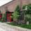 Artists' studios at Red Gate Residency, Beijing. Photo: Kira Simon-Kennedy.