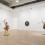 """Yinka Shonibare, """"Rage of the Ballet Gods"""", exhibition view at James Cohan."""