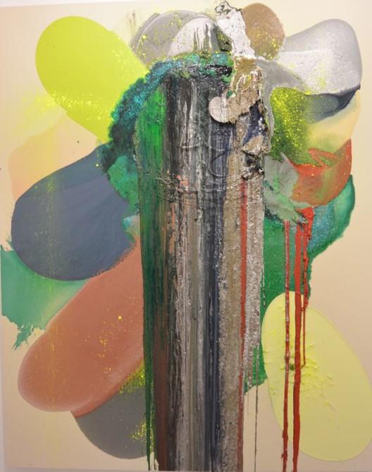 John Armleder (Almine Rech Gallery, Paris & Brussels)
