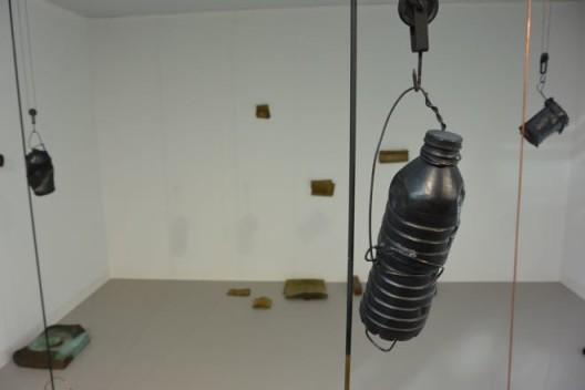 Tatiana Trouvé (Galerie Perrotin, Paris, Hong Kong, New York)