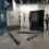 "Jeppe Hein ""Inverse Rotating Pyramid 1"" 2007/2014 and Alicja Kwade ""Light Transfer of Nature"" 2015 (303 Gallery, New York)"