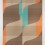 """Brent Wadden, """"Tangerine Teal"""", hand woven fibers, wool, cotton and acrylic on canvas, 271.8 x 213.4 cm. Courtesy of the artist; Peres Projects, Berlin; and Mitchell-Innes & Nash, New York."""
