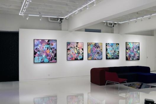 Art Labor installation view