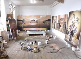 Gordon Cheung studio 20 Aug 2015 Abyss Stares Back mres