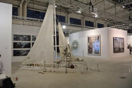 Work by Cheng Ran, Galerie Urs Meile, Second floor二楼麦勒画廊展位程然作品