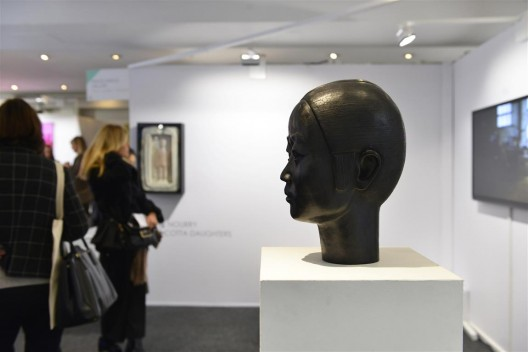 Magda Danysz Gallery booth. Copyright: Jean Picon and ASIA NOW.