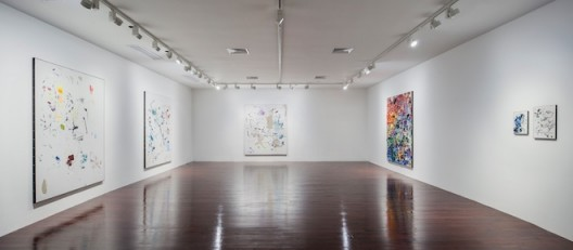 Secundino Hernández Installation YUZ Museum Shanghai 27 August – 11 October 2015 (Courtesy the Artist and Victoria Miro, London © Secundino Hernández)