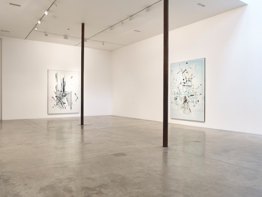 Secundino Hernández Installation, Victoria Miro, 16 Wharf Road, London (1 June – 2 August 2014) (Courtesy the Artist and Victoria Miro, London © Secundino Hernández)