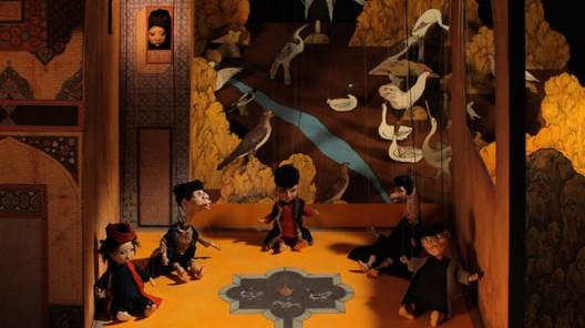 Wael Shawky Cabaret Crusades: The Path to Cairo, 2012 HD video, Color, Sound, 58min Courtesy Sfeir-Semler Gallery