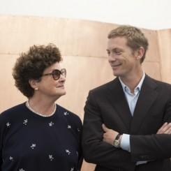 Chantal Crousel & Niklas Svennung © Photo Sebastiano Pellion