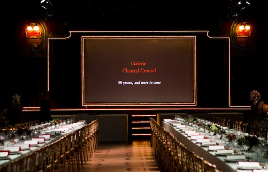 Galerie Chantal Crousel's 35th anniversary, Cirque d'Hiver, Paris © photo Astrid Jamois