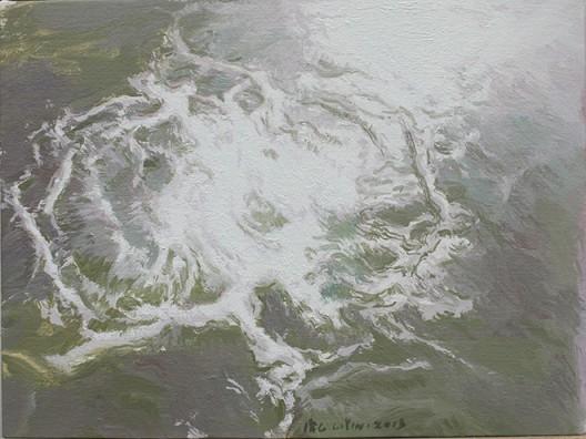 Li Yin,30×40cm,2013