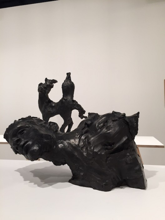 New sculptures by Stella Hamberg at Galerie EIGEN+ART, Berlin & Leipzig