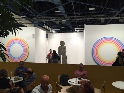 Ugo Rondinone at Gladstone Gallery, New York