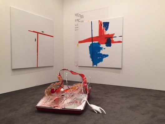 Galerie Joseph Tang, Paris—critical mass