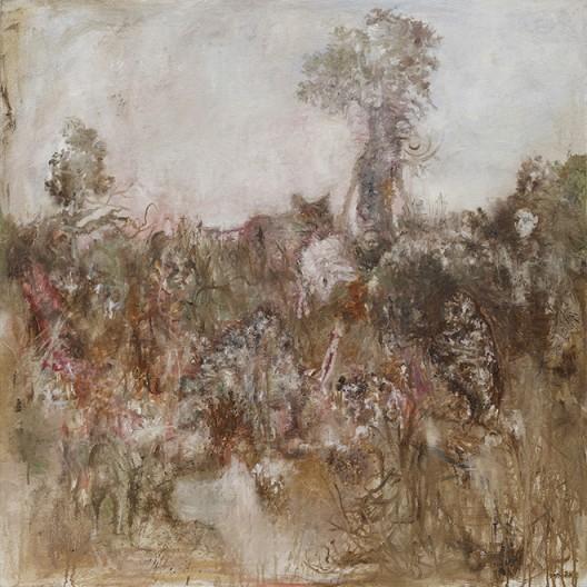 zhubing,100×100 cm,2008