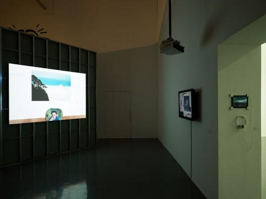Lin Ke, Helmsman, video, 2015 林科,《舵手》,录像,2015