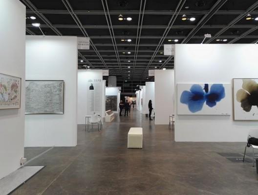 Ink Asia 2015, installation view 水墨艺博,展览现场