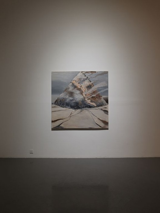Tang Dixin, Pile,oil on canvas, 2007 唐狄鑫,《一堆》,布面油画,2007