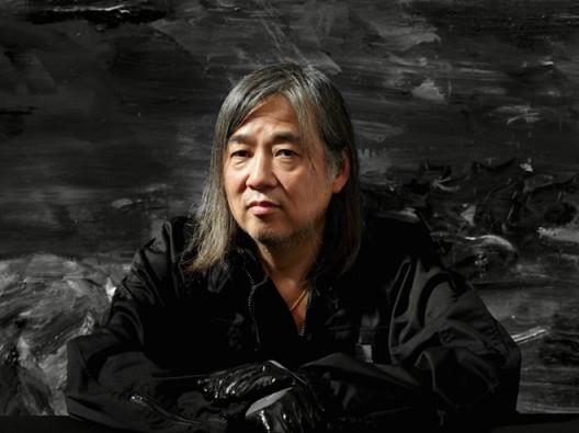 Yan Pei-Ming portrait, Marie Clérin © Yan Pei-Ming, ADAGP, Paris, 2015