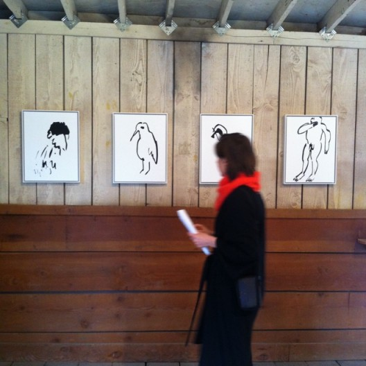 Works by Camille Henrot at Konig Gallery (Berlin)