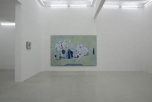 """Tang Yongxiang solo exhibition """"Tang Yongxiang"""", 2015 (Exhibition view, Courtesy the artist and Magician Space)"""